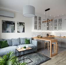 kleines wohnzimmer mit essbereich ideen moderne