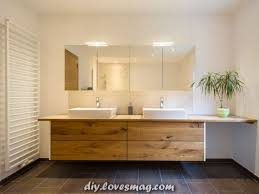 luxuriöse badmöbel badezimmerschrank im modernen stil