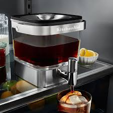 KitchenAids Cold Brew Coffee Maker Makes Iced On Tap That Lasts For Days