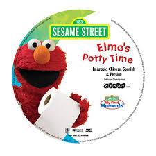 Elmo Potty Seat Cover by Sesame Street Elmo U0027s Potty Time Arabic Chinese Spanish Persian