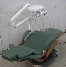 Marus Dental Chair Upholstery by Pelton U0026 Crane Chairman W Traverse Pre Owned Dental Inc