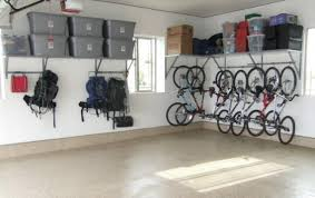 Garage Organization Monkey Bars Bike Rack Giveaway & Discount