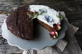 zucchini schokoladenkuchen mit kokos supersaftig und low carb