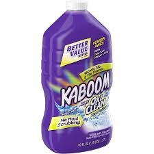 kaboom shower tub tile cleaner refill 60 fl oz walmart