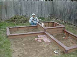 Best 25+ Raised Garden Bed Design Ideas On Pinterest | Raised ... Backyards Stupendous Backyard Planter Box Ideas Herb Diy Vegetable Garden Raised Bed Wooden With Soil Mix Design With Solarization For Square Foot Wood White Fabric Covers Creative Diy Vertical Fence Mounted Boxes Using Container For Small 25 Trending Garden Ideas On Pinterest Box Recycled Full Size Of Exterior Enchanting Front Yard Landscape Erossing Simple Custom Beds Rabbit Best Cinder Blocks Block Building