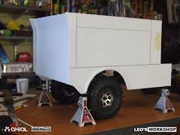 100 Iveco Trucks Usa Axial Racing Custom Build SCX10 DAKAR RALLY TRUCK By LEO WORKSHOP