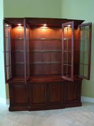 the of accessorizing a china cabinet matt and shari