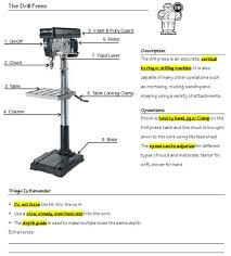 Floor Mount Drill Press by Presentation Name On Emaze