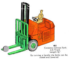 Coventry Climax Fork Lift Truck (Dinky Toys 401) - The Brighton ... Kocranes Fork Lift Truck Brochure Pdf Catalogues Forklift Loading Up Free Stock Photo Public Domain Pictures Traing For Both Counterbalance And Reach Trucks Huina 1577 2 In 1 Rc Crane Rtr 24ghz 8ch 360 Yellow Fork Lift Truck Top View Royalty Image Sivatech Aylesbury Buckinghamshire Electric Market Outlook Growth Trends Cat Models Specifications Forkliftmise Auto Mise The Importance Of Operator On White Isolated Background 3d Suppliers Manufacturers At