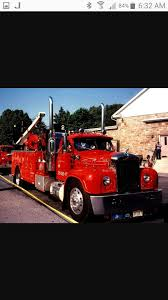 Pin By James Rowan On Tow Trucks And Hauling | Pinterest | Mack ...