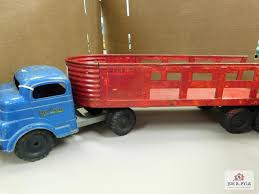 Structo Toys Truck Overland Fr... Auctions Online | Proxibid 1950s Structo Hydraulic Toy Dump Truck Vintage Light 992 Lot 569 Toys No7 City Of Toyland Pressed Steel Utility Farm White Colored Hard Plastic Lamb Accessory Corvantics Corvair95 Vintage Structo Toys Pressed Steel Truck And Trailer Model Antique Toy Livestock Vintage Metal Toy Wrecker Truck Oilgas Red Good Hilift High Lift Lever Action Blue And Yellow 1967 Turbine 331 Auto Transporter Wcars Ramp Colctibles Signs Gas Oil Soda