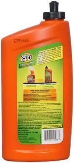 amazon com orange glo 4 in 1 monthly hardwood floor polish