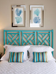 Bamboo Headboard Cal King by Wendy Patrick Designs Beach House Bedroom Bedrooms And Beach