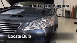headlight change 2007 2012 lexus es350 2008 lexus es350 3 5l v6