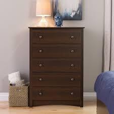 Babi Italia Dresser White by Prepac Fremont 2 Drawer Tall Night Stand With Open Shelf