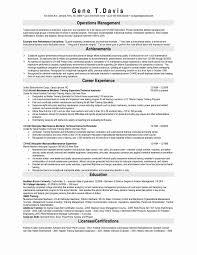 Automotive Resume Objective Elegant Cover Letter Mechanic Template