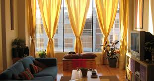 curtains bright yellow living room curtain ideas fearsome yellow