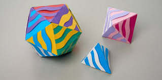 Maths Of Paper Folding Workshops
