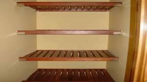 Modest Decoration Linen Closet Shelving Depth Shelves6 Shelves