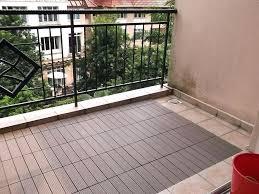 Ikea Deck Tiles Image Of Ideas On Gravel