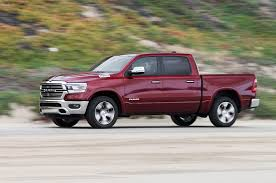 100 Motor Trend Truck Of The Year History Watch Behind The Wheel Of The Brand New 2019 Ram 1500