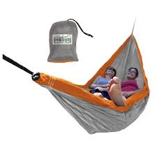 Double Hammock Lifetime Warranty Camp Travel Life Trek Light Gear