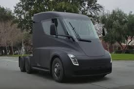 Tesla Semi Truck: Video Clip Of Prototype Being Tested | Auto Express The Most Fuel Efficient Semi Truck In America Road Dog Sales Trucks For Sale Long Hood China 3axle 40cbm Bulk Cement Feed Tanker Bulker Drivers Vow To Shut Down Ports Over Emissions Rules Crosscut Jordan Used Inc New Prices 60ton 3 Axle Tipper Tractor Dump Trailer Tesla Wikipedia Tire Engines Mack Tsi 2009 Volvo Vnl630 Sleeper Greeley Co
