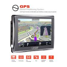 LESHP HD Car GPS Global Positioning System Touch Screen Navigation ... Amazoncom Garmin Nuvi 465t 43inch Widescreen Bluetooth Truck Gps Units Best Buy 7 5 Car Gps Navigator 8gb Navigation System Sat Nav Whats The For Truckers In 2017 Usa Map Wireless Camera Driver Under 300 Android 80 Touch Screen Radio For 052011 Dodge Ram Pickup Touchscreen Rand Mcnally Introduces Tnd 740 Truck News Google Maps Navigation Night Version For Promods 128 Mod Euro Dezl 570lmt W Lifetime