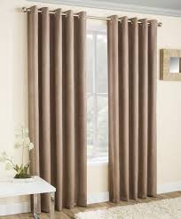 Thermal Lined Curtains Ireland by Vogue Thermal Block Out Lined Ring Top Eyelet Curtains Cream Grey