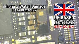 iPhone 5 Data Recovery after Liquid Water Damage UK Data