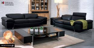 canapé 3 places mobilier de meuble et déco