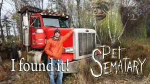 100 Trucks Stephen King I Found The Truck From Pet Sematary YouTube