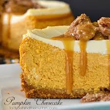 Pumpkin Cheesecake Gingersnap Crust Bon Appetit by Pumpkin Cheesecake