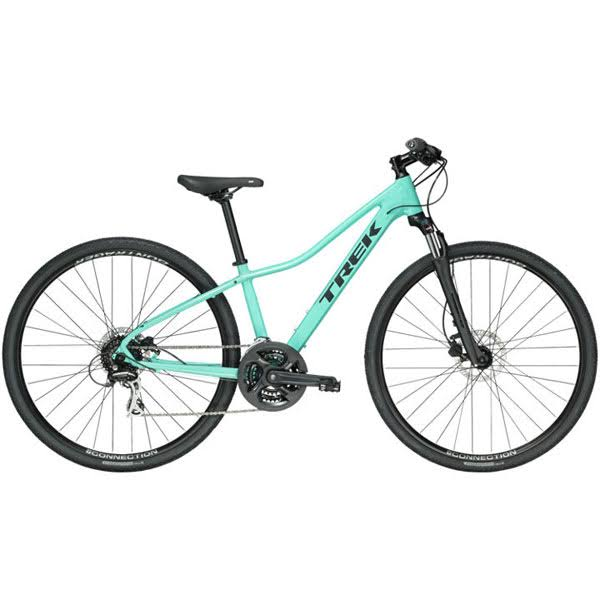 Trek Dual Sport 2 Women's (Green) 2020 Hybrid Bike - Medium