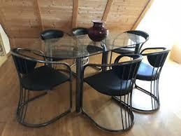 ovale moderne aus glas fürs esszimmer tische stehtische
