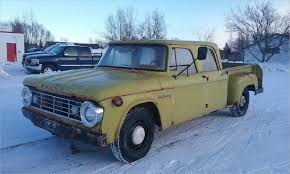 100 Dodge Small Truck S Extended Cab Beautiful Working Classic 1967 D200