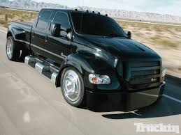 The Best Ford F650 Custom! Check It Out, One Of The Best Truck Ever!