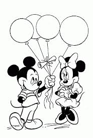 Coloring PagesMickey Sheet And Minnie Pages Free Mickey
