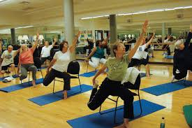 Chair Yoga For Seniors Club : Chair Yoga For Seniors Ideas – Chair ... Yoga For Seniors Youtube Actively Aging With Energizing Chair Get Moving Best Of Interior Design And Home Gentle Midlifers Look No Hands Exercises For Ideas Senior Fitness Cerfication Seniorfit Life 25 Yoga Ideas On Pinterest Exercises Office Improve Your Balance Multimovements Led By Paula At The Y Ymca Of Orange County Stay Strong Dance Live Olga Danilevich Land Programs Dorothy C Benson Multipurpose Complex Tai Chi With Patience