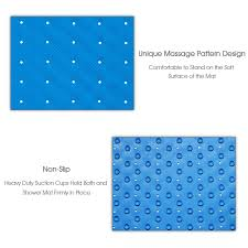Bathtub Mat Without Suction Cups by Amazon Com Keten Non Slip Bath Mat For Tub Bathroom Natural