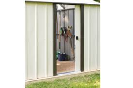 Arrow Shed Door Assembly by Vinyl Murrayhill 12 X 24 Premium Outdoor Storage Shed Vt1224