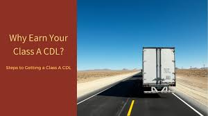 100 Southwest Truck Driving School Does Earning A Class A Or Class B CDL Best Secure Your