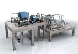 compressor train for air separation plant siemens global website
