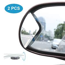 100 Side View Mirrors For Trucks Amazoncom Kitbest Blind Spot Mirror Frameless Convex Rear