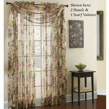 Jcpenney Brown Sheer Curtains by Interior Jcpenney Bedding And Curtains And Croscill Valances
