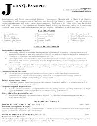 6 Business Administration Resume Samples Sample For Free Templates Template Cv