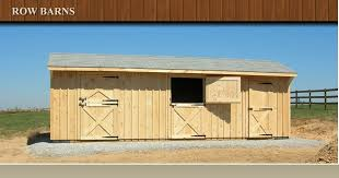 Shed Row Barns For Horses small horse barns for sale modular horse barns sunset barns