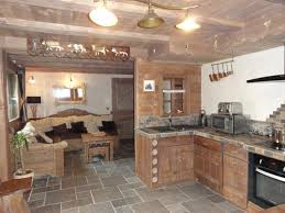 awesome cuisine style chalet montagne contemporary design trends