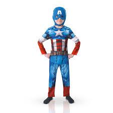 Deguisement Captain America Taille 78 Ans La Grande Récré Vente
