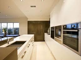 Briliant Modern Kitchen Design And Luxury House Interior